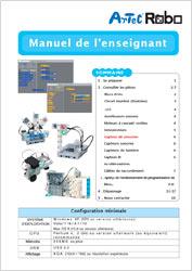 un manuel pour l'apprentissage de la robotique