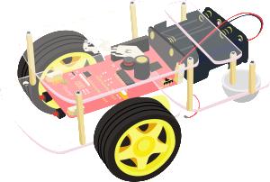 Robot Raspeberry Pi