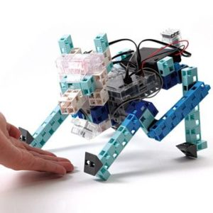 chien robot à programmer